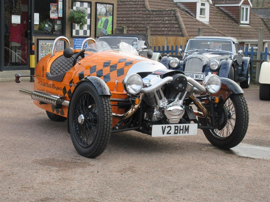 2019 Morgan 3 Wheeler. For Sale (picture 1 of 6)