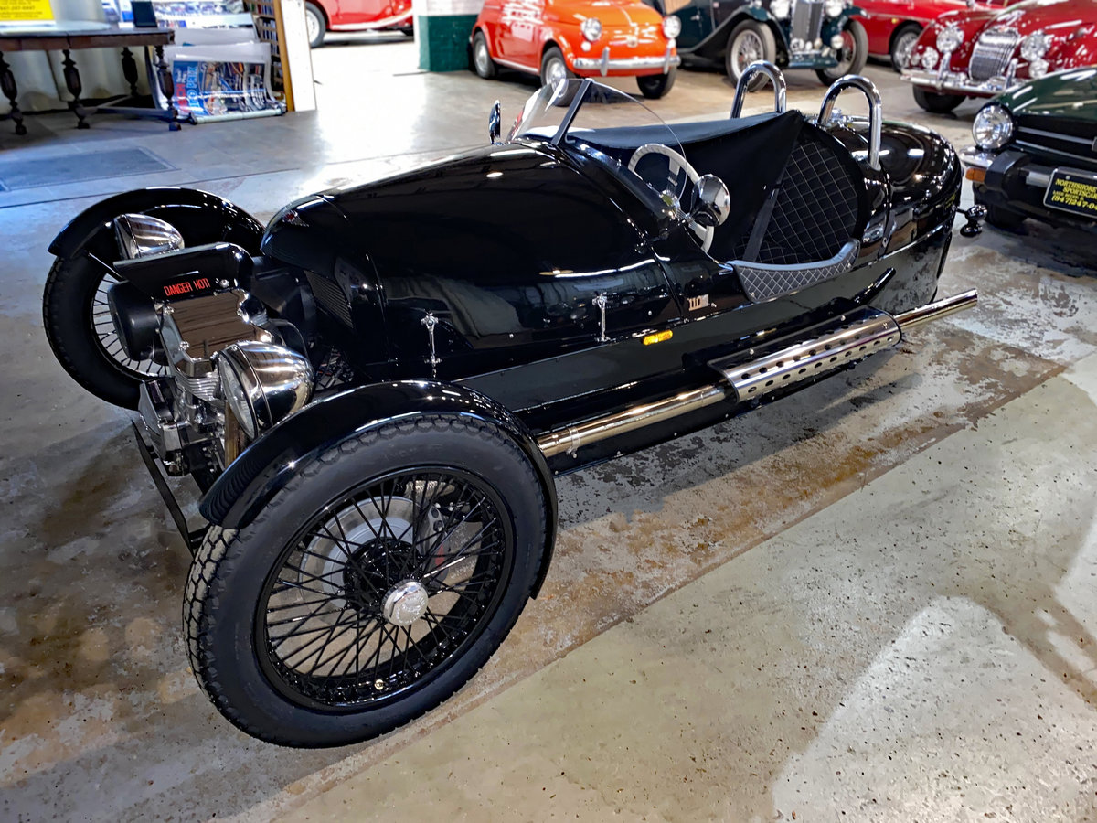 2019 Morgan 3 Wheeler For Sale (picture 1 of 6)