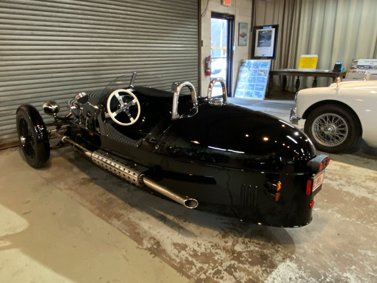 2019 Morgan 3 Wheeler For Sale (picture 4 of 6)