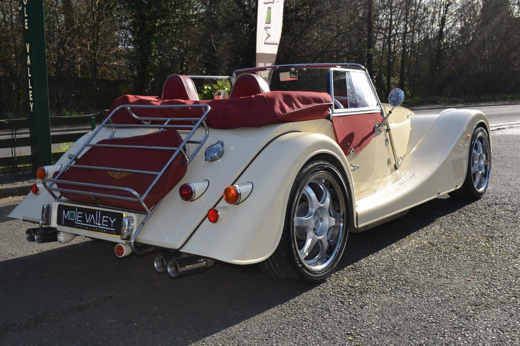 2013 Morgan Aero 8 Supersport Auto For Sale (picture 1 of 6)