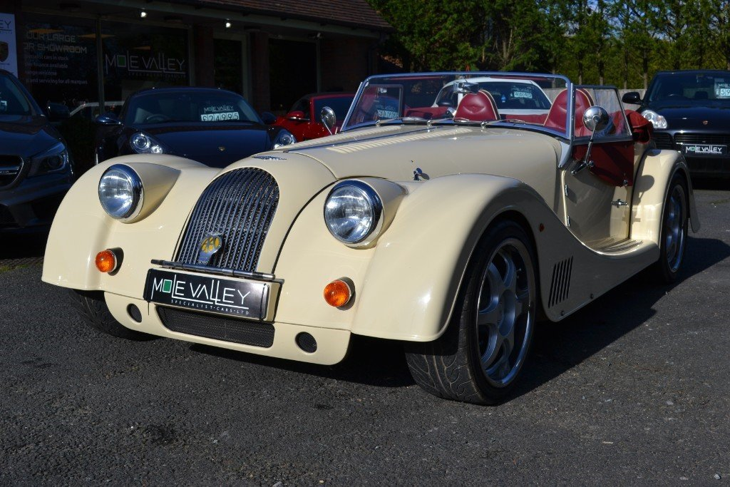 2013 Morgan Aero 8 Supersport Auto For Sale (picture 6 of 6)