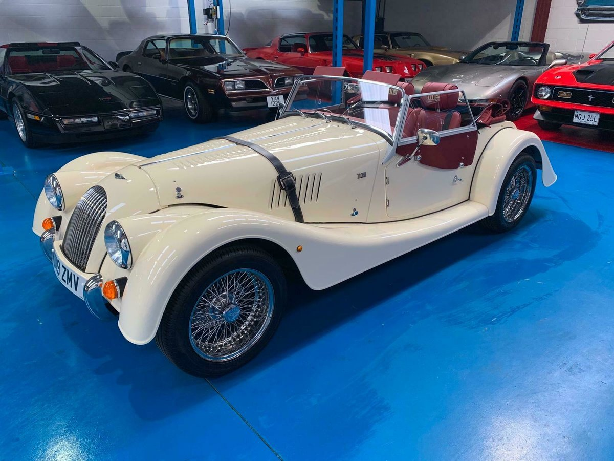 2019 Morgan Plus 4 110th Anniversary Edition For Sale (picture 2 of 6)