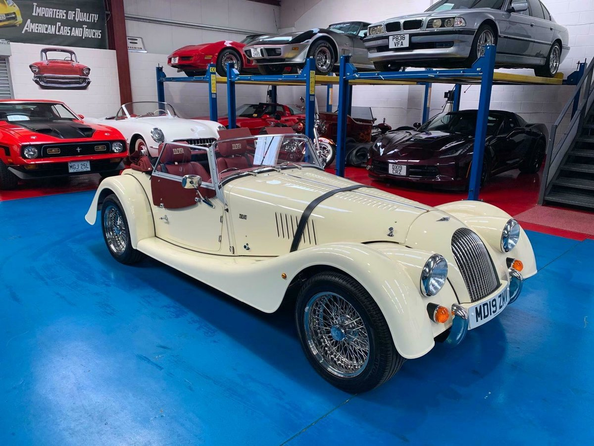 2019 Morgan Plus 4 110th Anniversary Edition For Sale (picture 3 of 6)