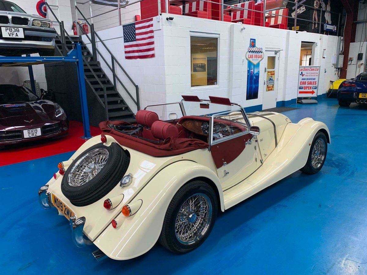 2019 Morgan Plus 4 110th Anniversary Edition For Sale (picture 4 of 6)