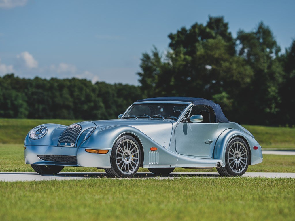 2005 Morgan Aero 8  For Sale by Auction (picture 1 of 6)