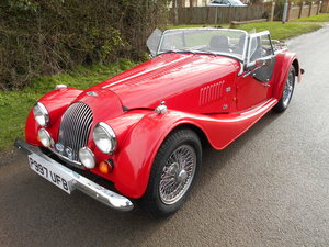 1997 Morgan 4/4 Zetec SOLD