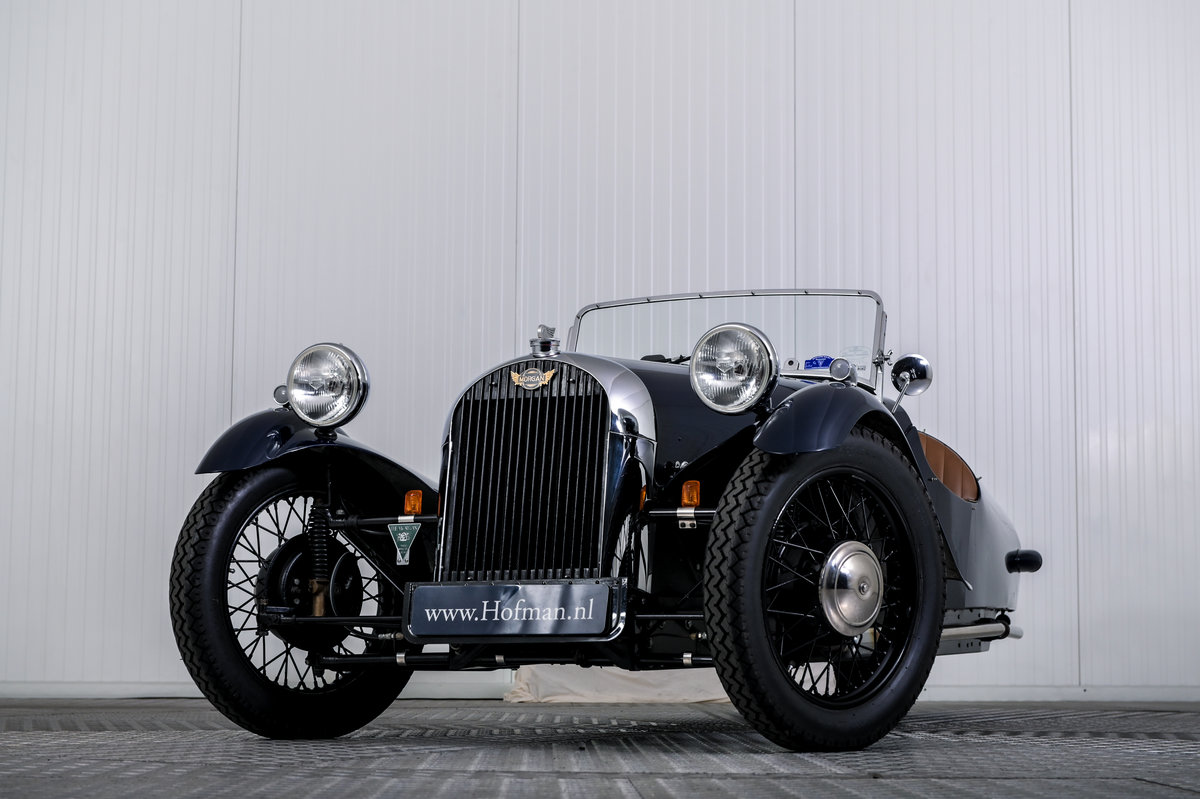 1946 Morgan F-Super 10HP Three Wheeler Tricycle For Sale (picture 6 of 6)
