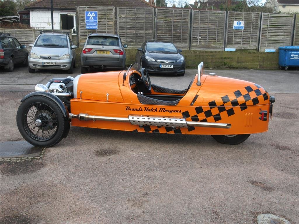 2019 Morgan 3 Wheeler. For Sale (picture 4 of 6)