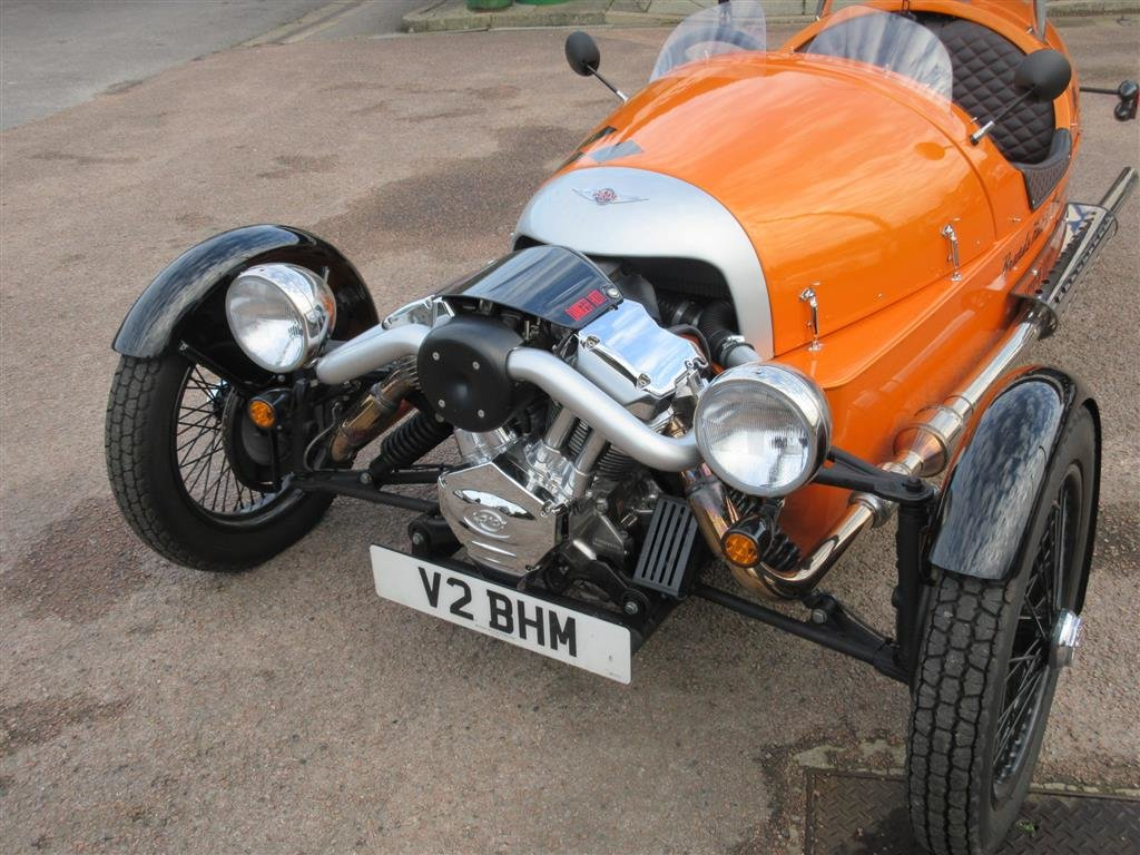 2019 Morgan 3 Wheeler. For Sale (picture 5 of 6)