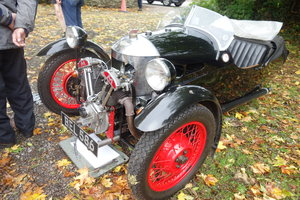 1935 Morgan MX2 Barrel Back For Sale