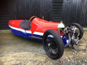 1927 Morgan 3 Wheeler (Darmont De Course)