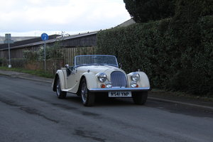 1996 Morgan 4/4 1800, Exceptional History, Immaculate Condition