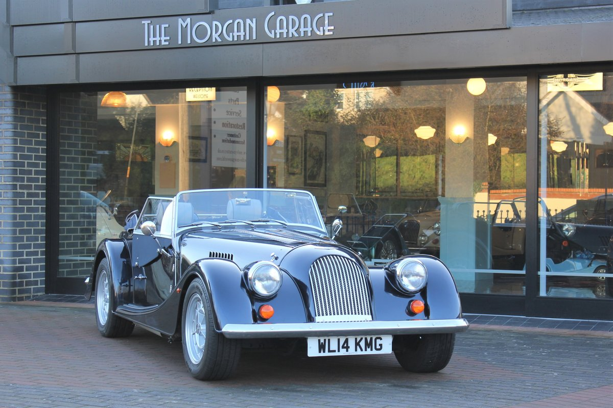 2014 Morgan Roadster V6 3.7 SOLD (picture 1 of 6)