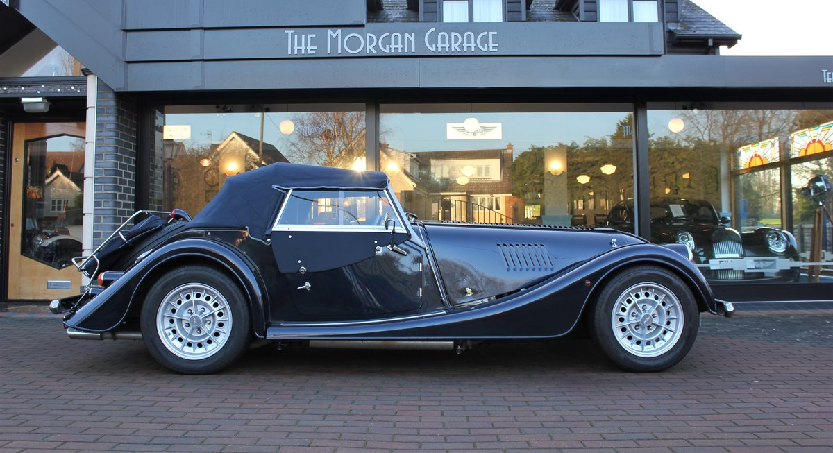 2014 Morgan Roadster V6 3.7 SOLD (picture 2 of 6)