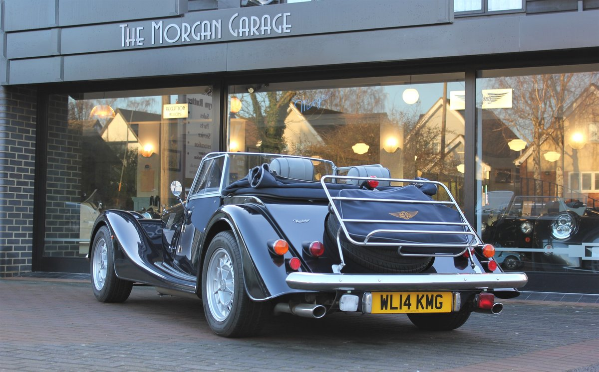 2014 Morgan Roadster V6 3.7 SOLD (picture 3 of 6)