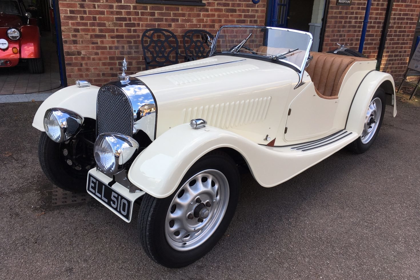 1937 Morgan 4/4 Series I  For Sale (picture 1 of 6)