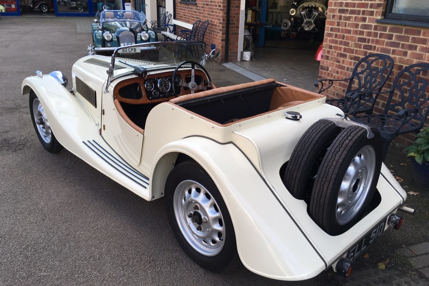 1937 Morgan 4/4 Series I  For Sale (picture 2 of 6)