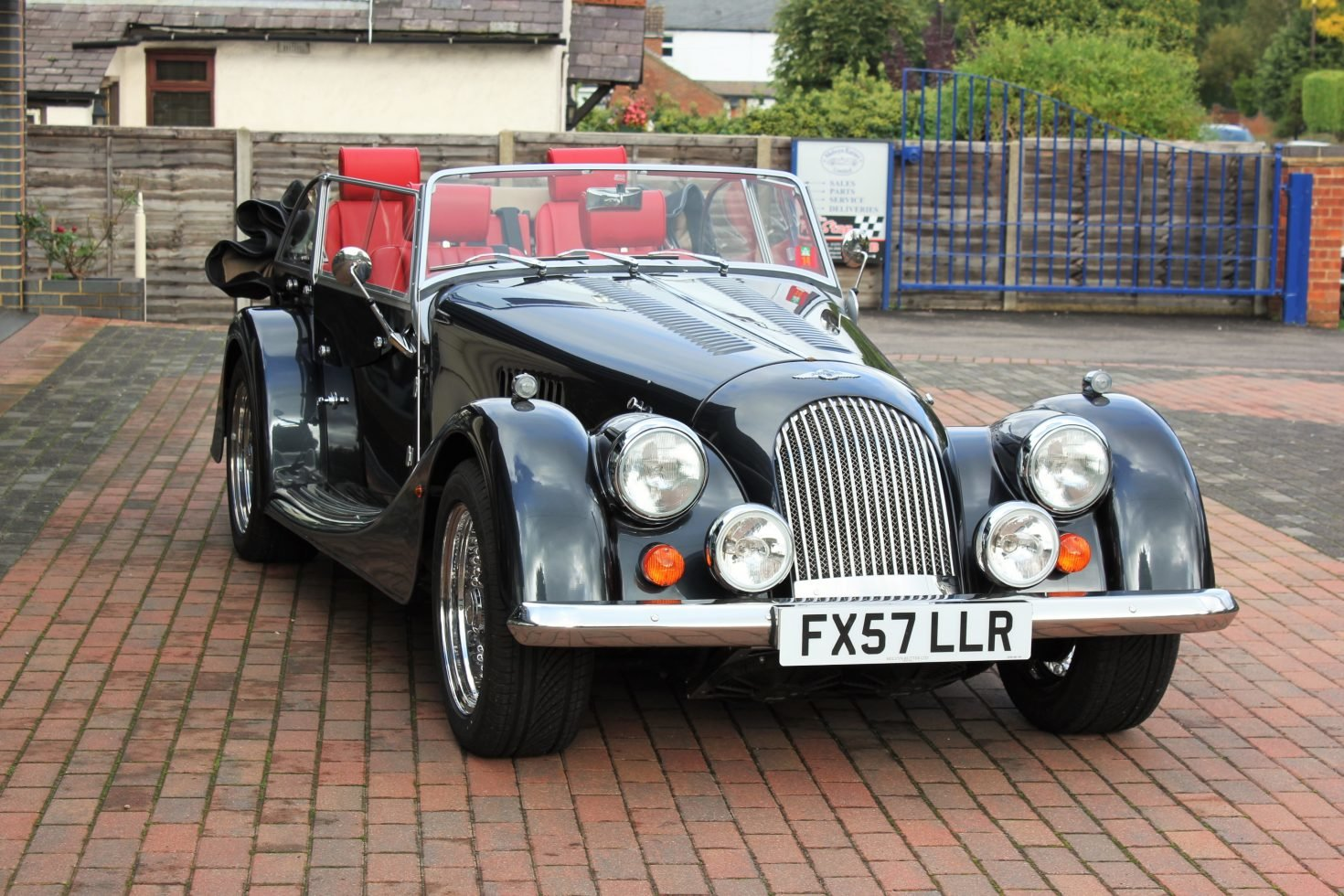 2008 Morgan Roadster V6 4-seater SOLD (picture 2 of 6)