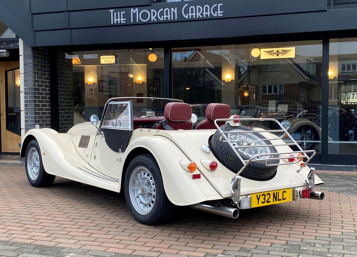 2001 Morgan +8 SOLD (picture 2 of 6)