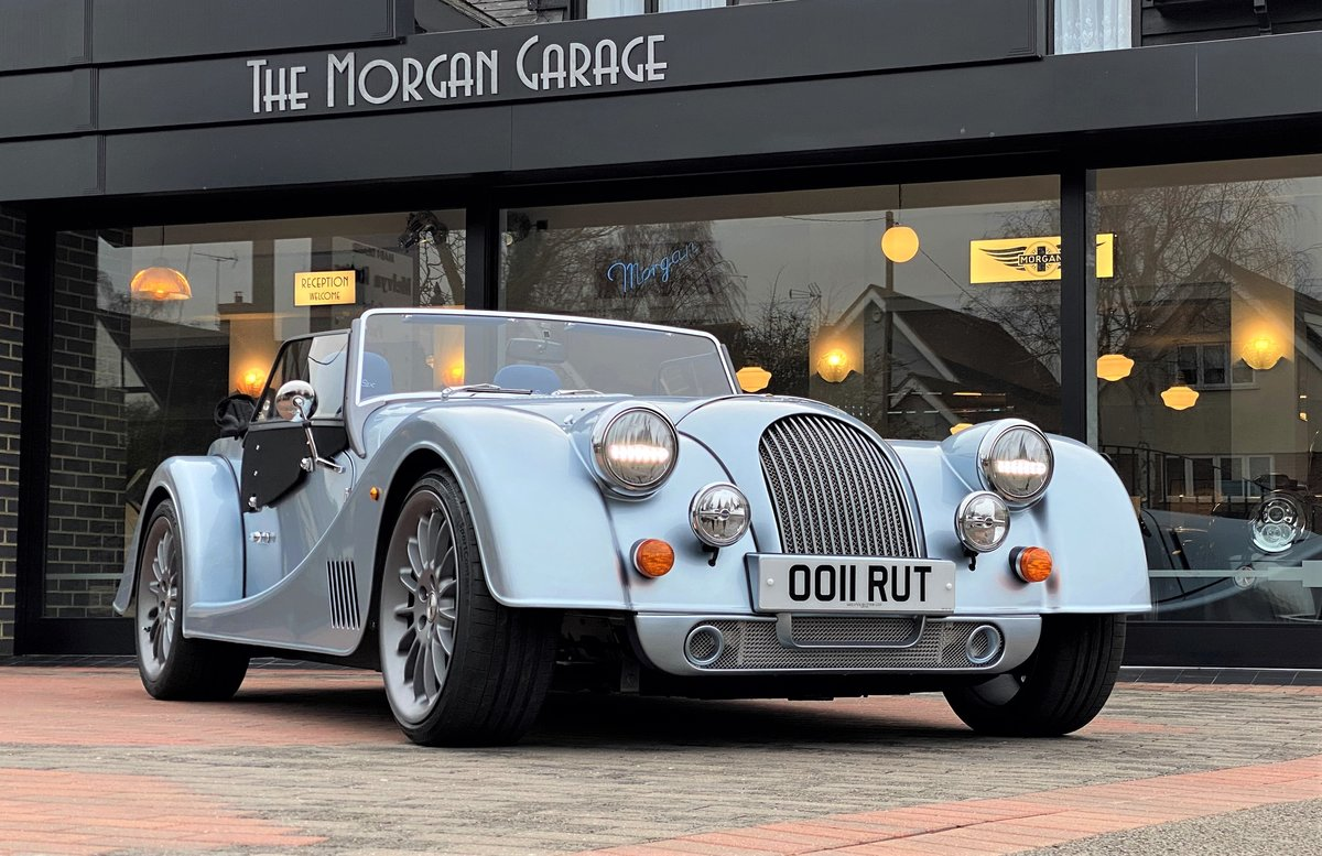 2019 Morgan Plus Six SOLD (picture 1 of 6)