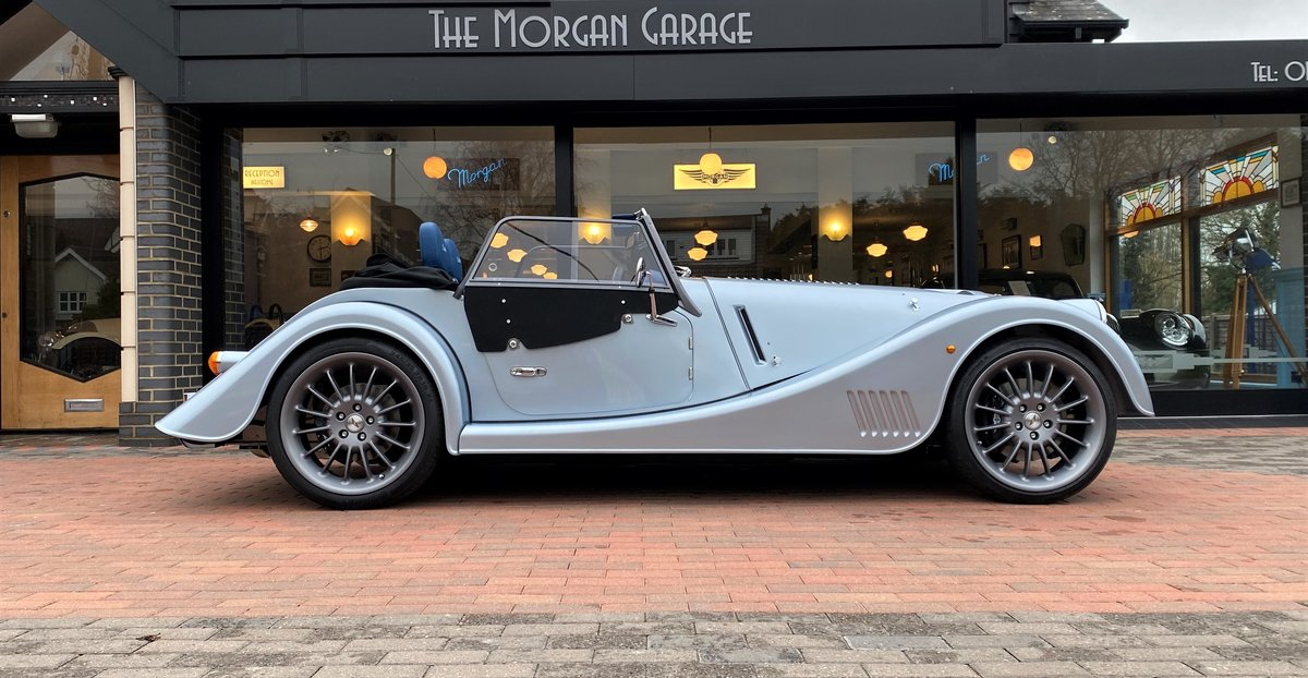 2019 Morgan Plus Six SOLD (picture 2 of 6)