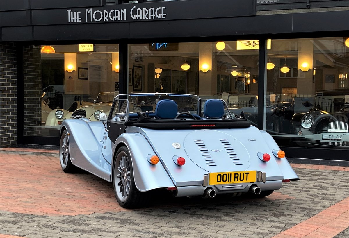 2019 Morgan Plus Six SOLD (picture 3 of 6)