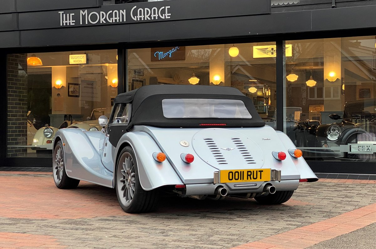 2019 Morgan Plus Six SOLD (picture 4 of 6)
