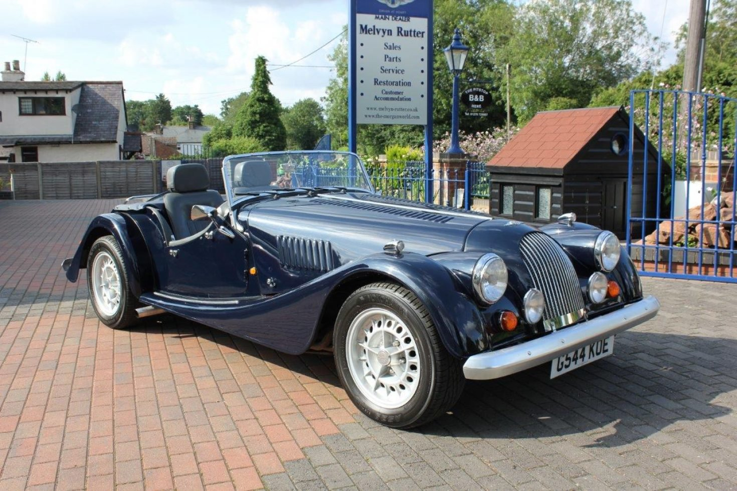 1990 Morgan +8 - Price Reduction For Sale (picture 1 of 5)