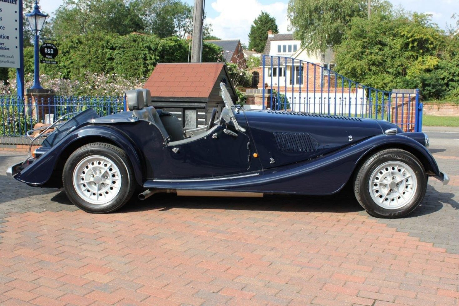1990 Morgan +8 - Price Reduction For Sale (picture 2 of 5)