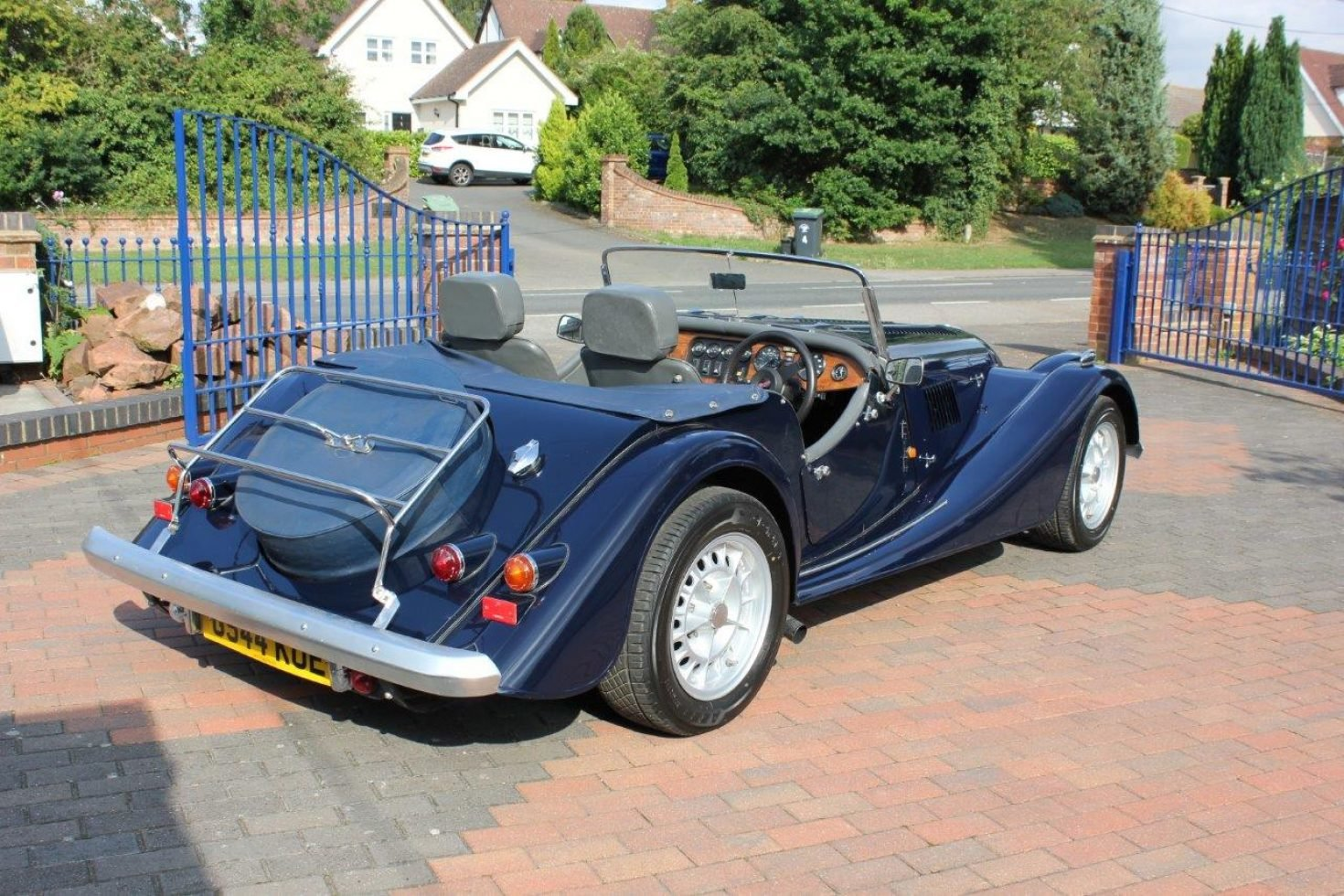 1990 Morgan +8 - Price Reduction For Sale (picture 3 of 5)
