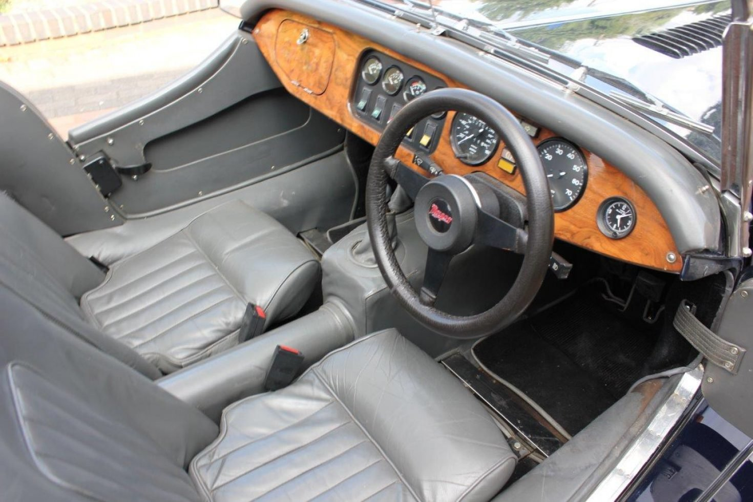 1990 Morgan +8 - Price Reduction For Sale (picture 4 of 5)