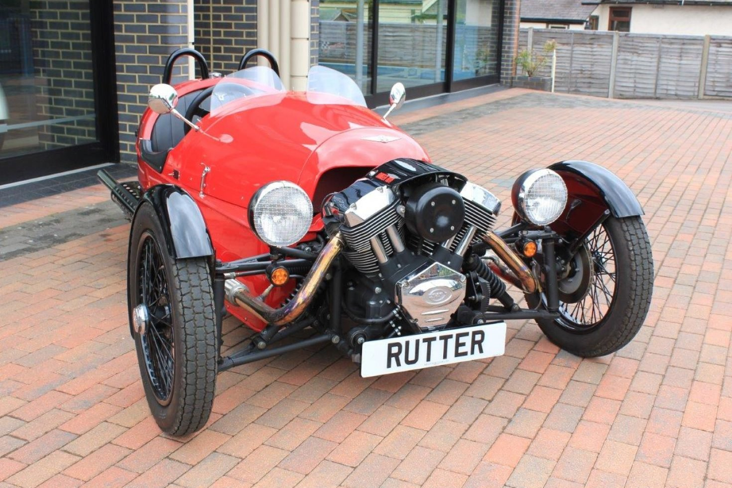 2017 Morgan 3 Wheeler  For Sale (picture 1 of 6)