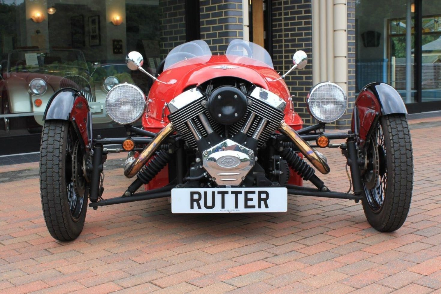 2017 Morgan 3 Wheeler  For Sale (picture 3 of 6)