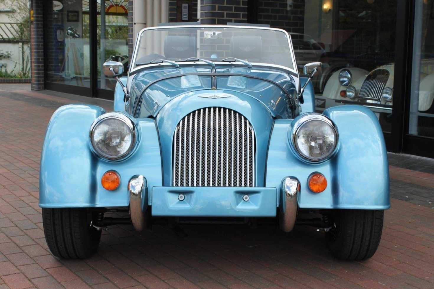 2019 Morgan Plus 4 - NEW car now registered SOLD (picture 2 of 6)