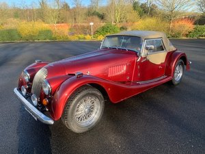 2000 Morgan Sports SOLD by Auction