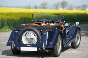 1953 Morgan plus 4 RHD For Sale