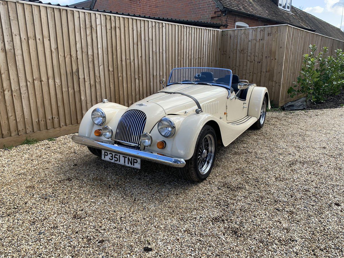 1996 Morgan +8 3.9 Rover V8 For Sale (picture 1 of 6)