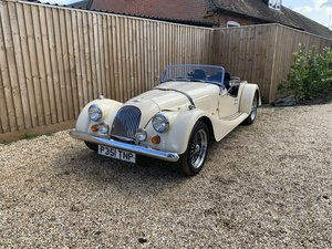 1996 Morgan +8 3.9 Rover V8