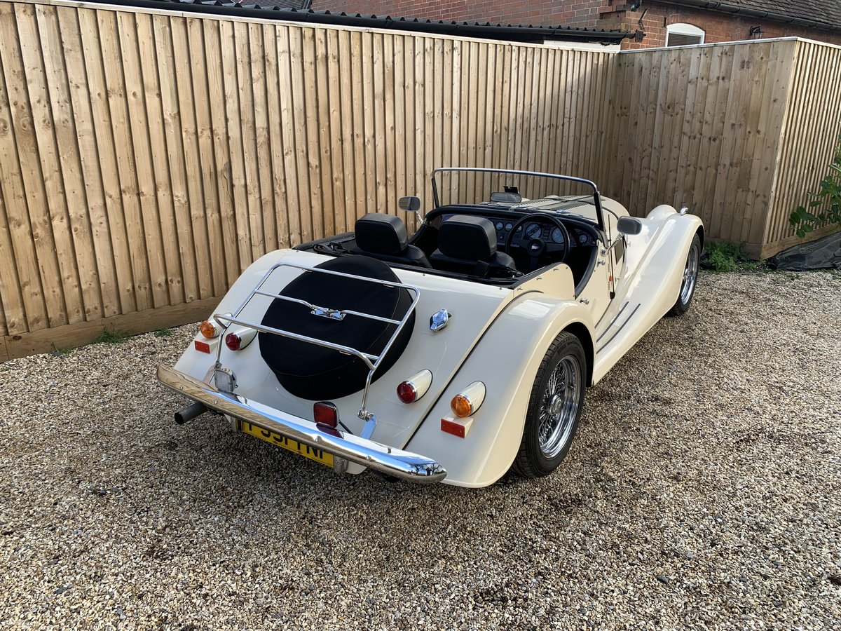 1996 Morgan +8 3.9 Rover V8 For Sale (picture 2 of 6)