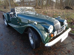 1973 Morgan Plus 8 Series 1 with 67,043 miles