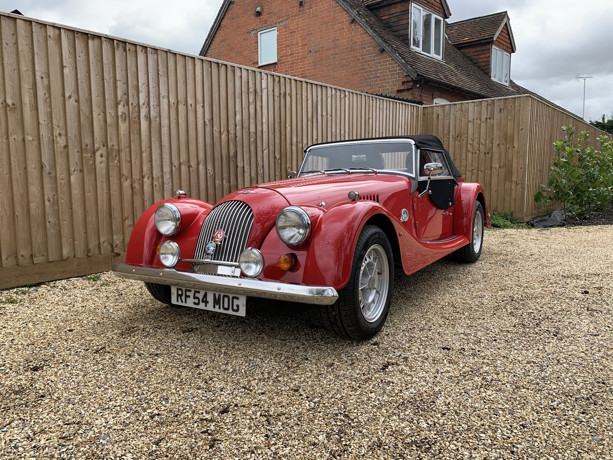 2004 Morgan Roadster 3.0 V6 For Sale  For Sale (picture 1 of 6)