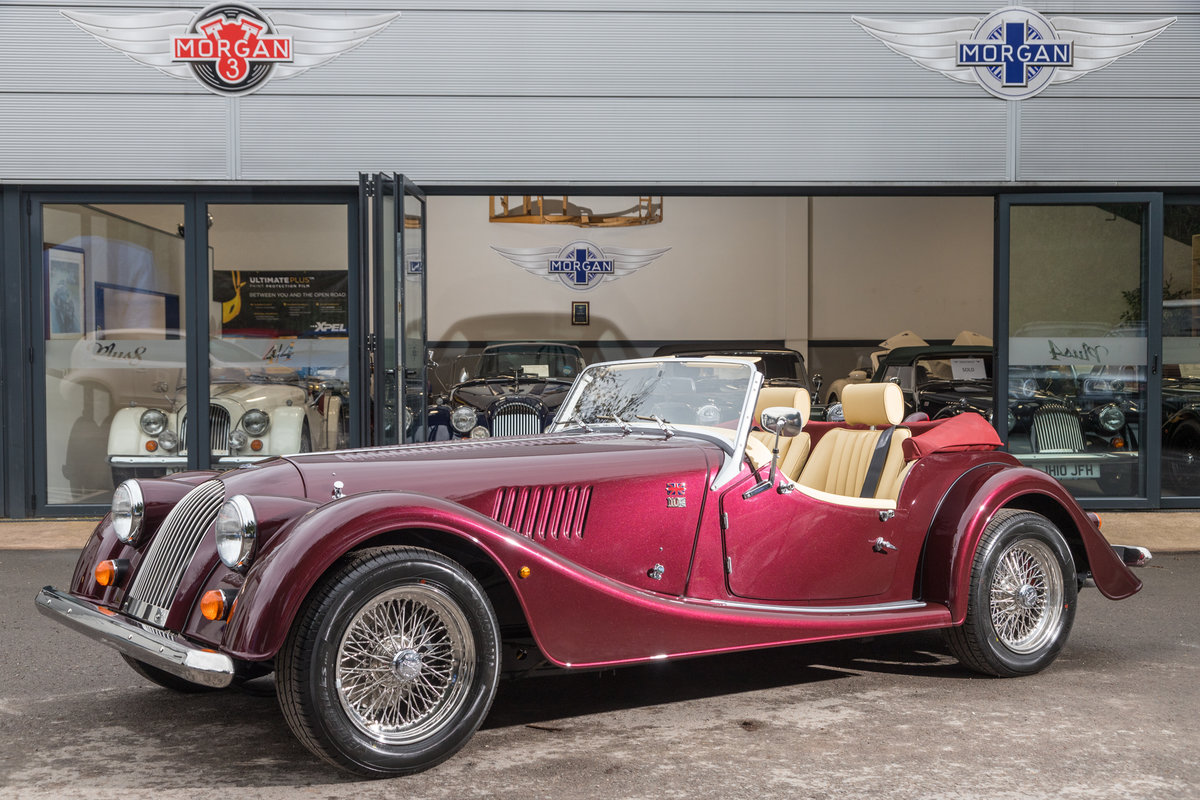 2020 NEW Morgan Plus 4 2.0L For Sale (picture 1 of 6)