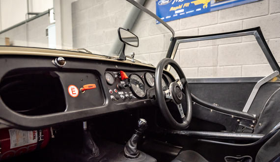 1973 Morgan Plus 8 For Sale (picture 5 of 6)