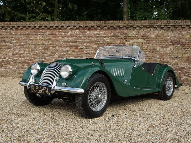 1962 Morgan 4/4 series 3 only 58 made, LHD For Sale (picture 1 of 6)