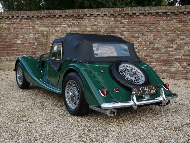 1962 Morgan 4/4 series 3 only 58 made, LHD For Sale (picture 2 of 6)