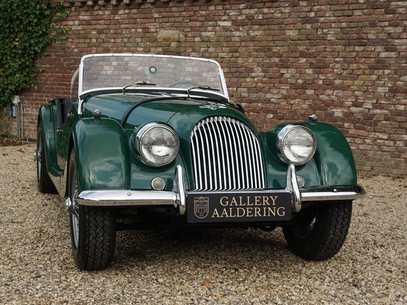 1962 Morgan 4/4 series 3 only 58 made, LHD For Sale (picture 5 of 6)