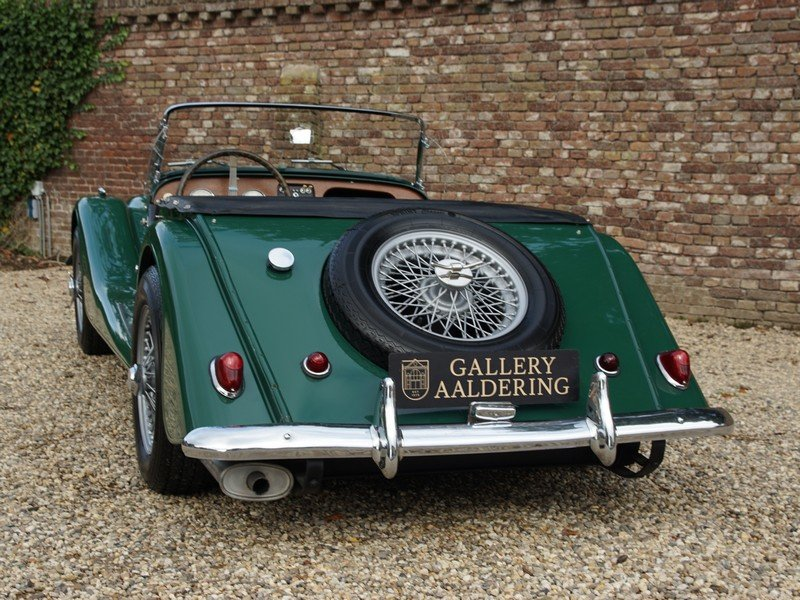 1962 Morgan 4/4 series 3 only 58 made, LHD For Sale (picture 6 of 6)