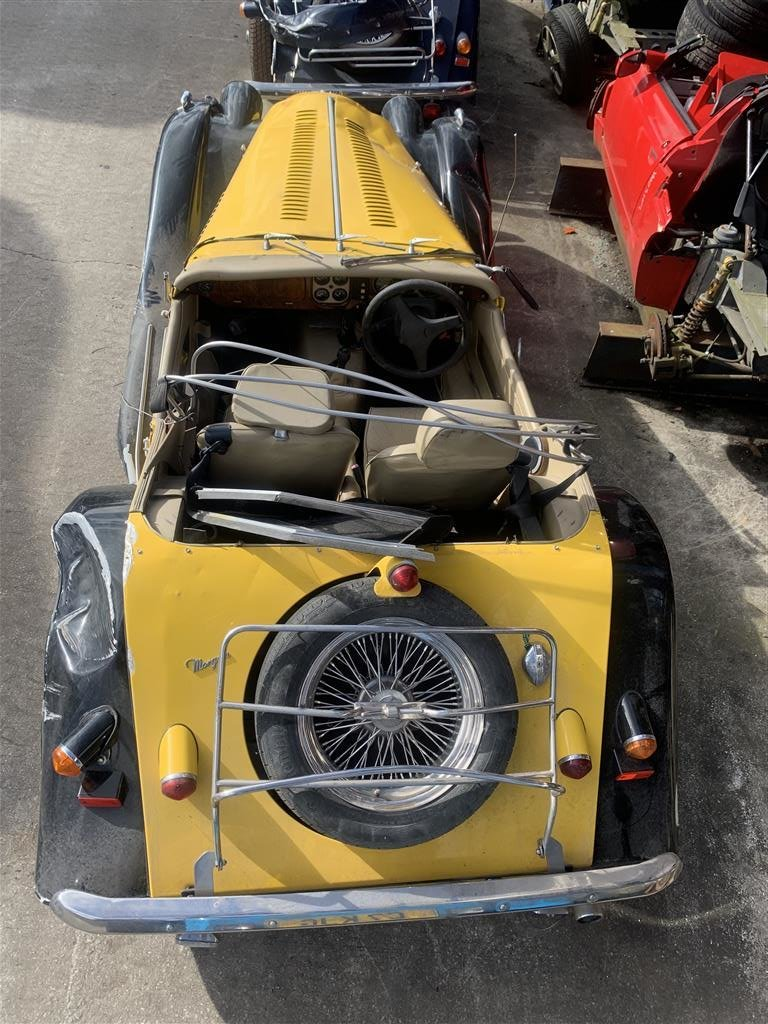 1996 morgan plus 8 complete package of parts no chassis For Sale (picture 1 of 6)