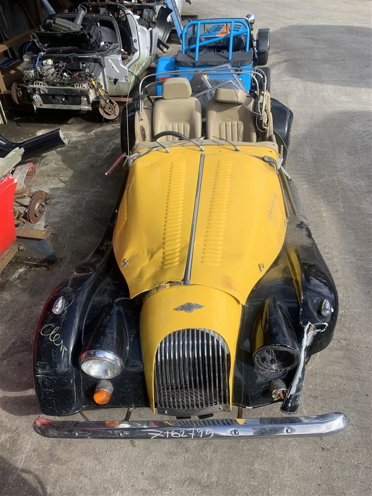 1996 morgan plus 8 complete package of parts no chassis For Sale (picture 2 of 6)