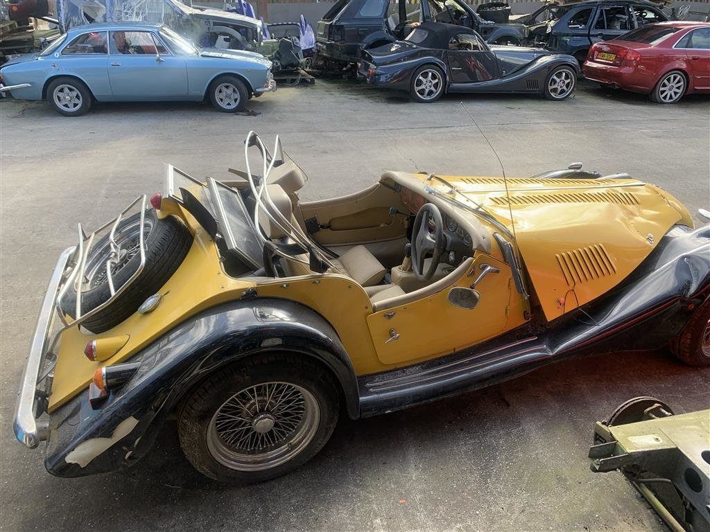 1996 morgan plus 8 complete package of parts no chassis For Sale (picture 4 of 6)